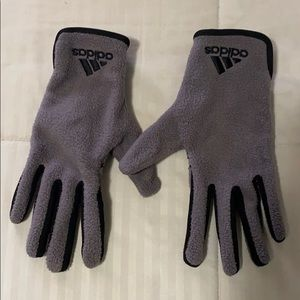 Adidas fitted winter gloves